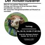 Exkursion der VHS Filderstadt am 24.10.2015 zu URIA