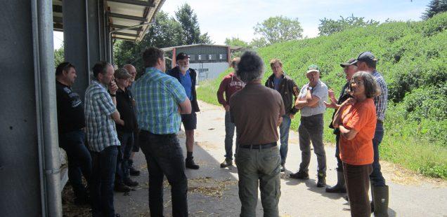 Exkursion zu Uria am 8. Juni 2017