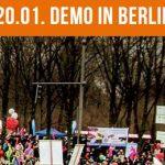 Wir haben Agrarindustrie satt ! 20.01.2018 Demo in Berlin