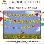 Barnhouse Sommerfest 2018