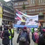 """""""Wir haben es satt - Essen ist politisch!"""" am 19.01.2019 in Tübingen"""