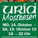 Uria Mostbesen 2019