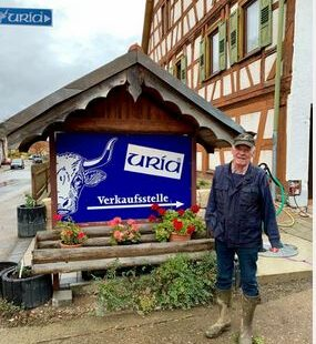 Uria Hof in Balingen-Ostdorf: Kampf um Rinderwohl geht weiter