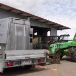weitere Auslieferung Uria Schlachtbox (MSB II C) für Einsatz in Österreich